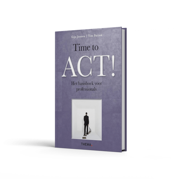 ACT-boek-Time to ACT
